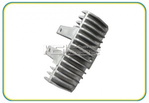 Aluminum Agricultural Machining Accessory Die-casting Parts