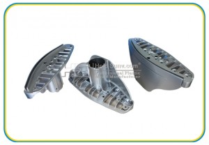 Aluminum Die Casting Mould of LED Street Light Enclosure