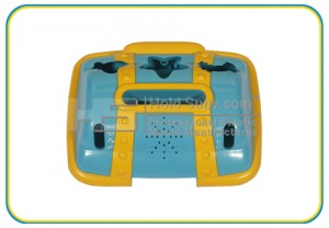 Electronic plastic toys parts2-(HS-19)