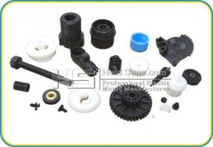 Engineered Design for Complex Plastic Parts-PP and POM Gear Plastic Parts