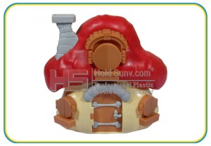 House plastic toys part1-(HS-23)