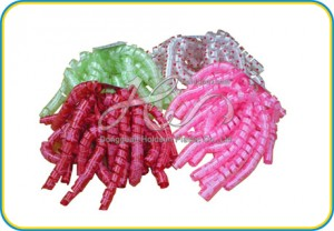 Print Curly Bow Supplier and Wholesaler