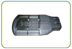Supply of Aluminum Die Casting Energy-Saving LED Street Light Housing