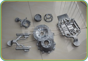 Zinc and Aluminum for Auto Parts