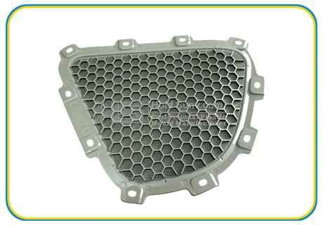 Auto Air Dust Parts Mould and Plastic Parts