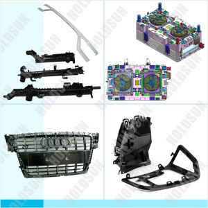 Car Parts and Injection Mould