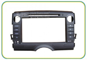 Auto in-dash-DVD with Touch Screen player--(HS-76)