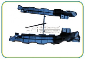 Automobile Front Pad Roof(L&R) Plastic Injection Parts