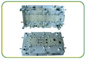 Multi-cavity high precision mould-(HS-146)