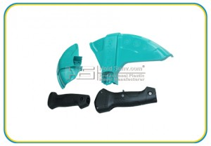 Power Tool Handle Overmolding Plastic Molded Parts