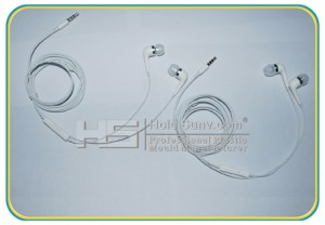 High Quality Earbuds with Microphone for Iphone5