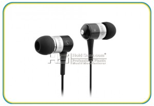 High Quality Fashion Candy Color Earphone Comply with CE & Rhos for Wholesale
