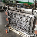 Complex High-gloss TV Shell Mould and Injection Solutions