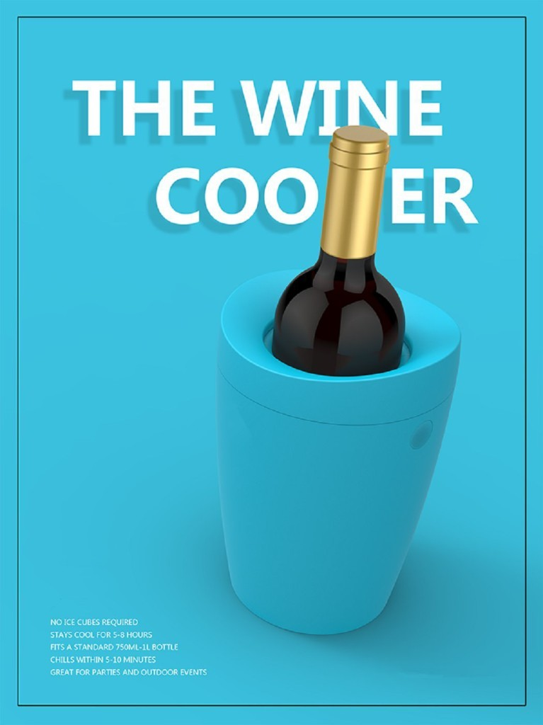 t wine cooler for wholesale