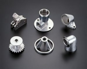 High Precision Die casting Parts, Zinc Aluminium Die Cast Mould Solutions