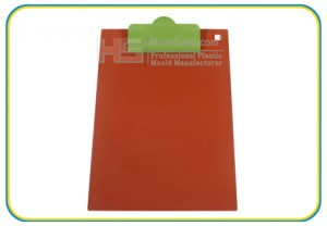 A4 Size Colorful Plastic Clipboard-(HS-2)