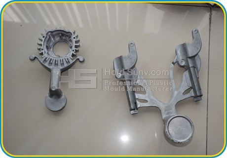 LED Lamp Housing Die-Casting Parts and Mould Manufacturer
