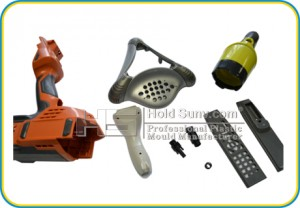 Complex Plastic Injection Molding Parts