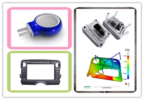 plastic products and mold