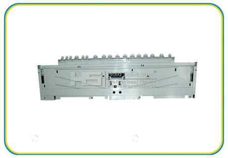 Air Conditioner Mould and  Air Conditioner Inside Injection Molding Parts