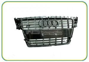 Audi Front Pumper Plastic Parts with Audi Logo