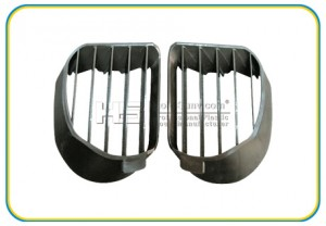 Auto Air Duct Conditioning Vent Hood Plastic Parts