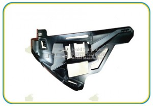 Auto Navigation Mould and Injection Parts