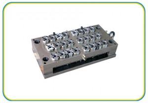 Multi-cavity high precision molds-(HS-145)