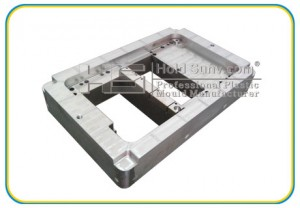 plastic injection molding-Household press machine base part-(HS-111)