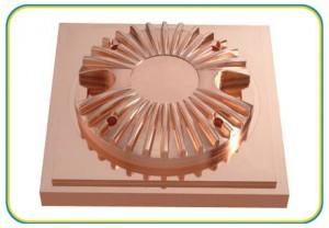 precision molding copper electrode-(HS-148)