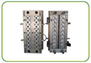 precision plastic lighting molding-(HS-150)