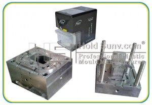 Electric Intelligent Household Oil Press Molding
