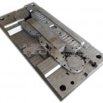 Front Bumper Mould for Car Parts from Injection Moulding Company HOLDSUN