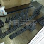 Machining Thin Walls EDM Graphite Electrodes for Car Parts Front Bumper Plastic Mould