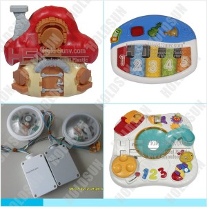 Baby Toys and Infant Toys Parts Mould