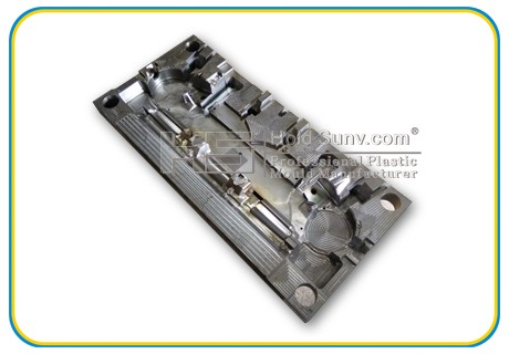 Auto Bump Mould for Car Molded Injection Moulding Parts