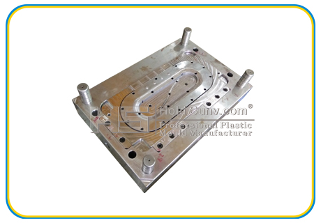 Home Use Medical Devices Appliances Negative Ion Medical Therapy Device for Hypertension Top Cover Injection Mold Supply and Manufacturing