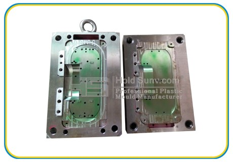 Medical Devices Negative Ion Medical Therapy Device Top  Bracket Mould and Moulding Manufacturing