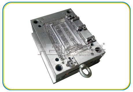 Supply LED Wall Lampshade Bottom Plastic Enclosure Injection Molding and Mould Solution