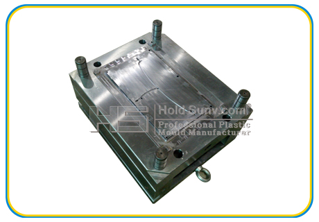 LED Wall Lampshade Top Cover Plastic Injection Molding Manufacturer