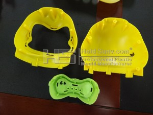 Plastic Injection Molding Parts for Kids Toys