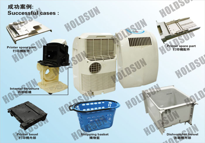 Air-Conditioner-Plastic-Injection-Parts
