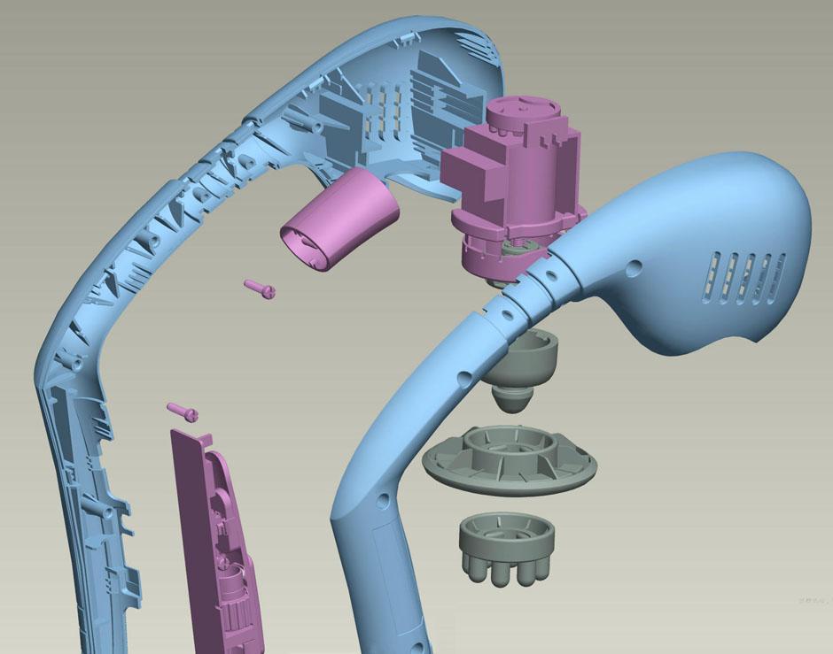 Consumer Electronics Industrial Design