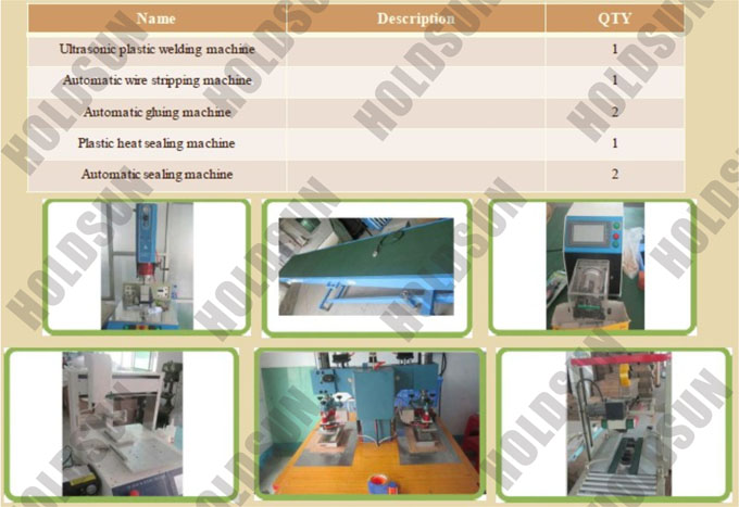 Ultrasonic Plastic Welding Machine,Automatic Wire Stripping Machine,Automatic Gluing Machine,Plastic Heat Sealing Machine,Automatic Sealing Machine