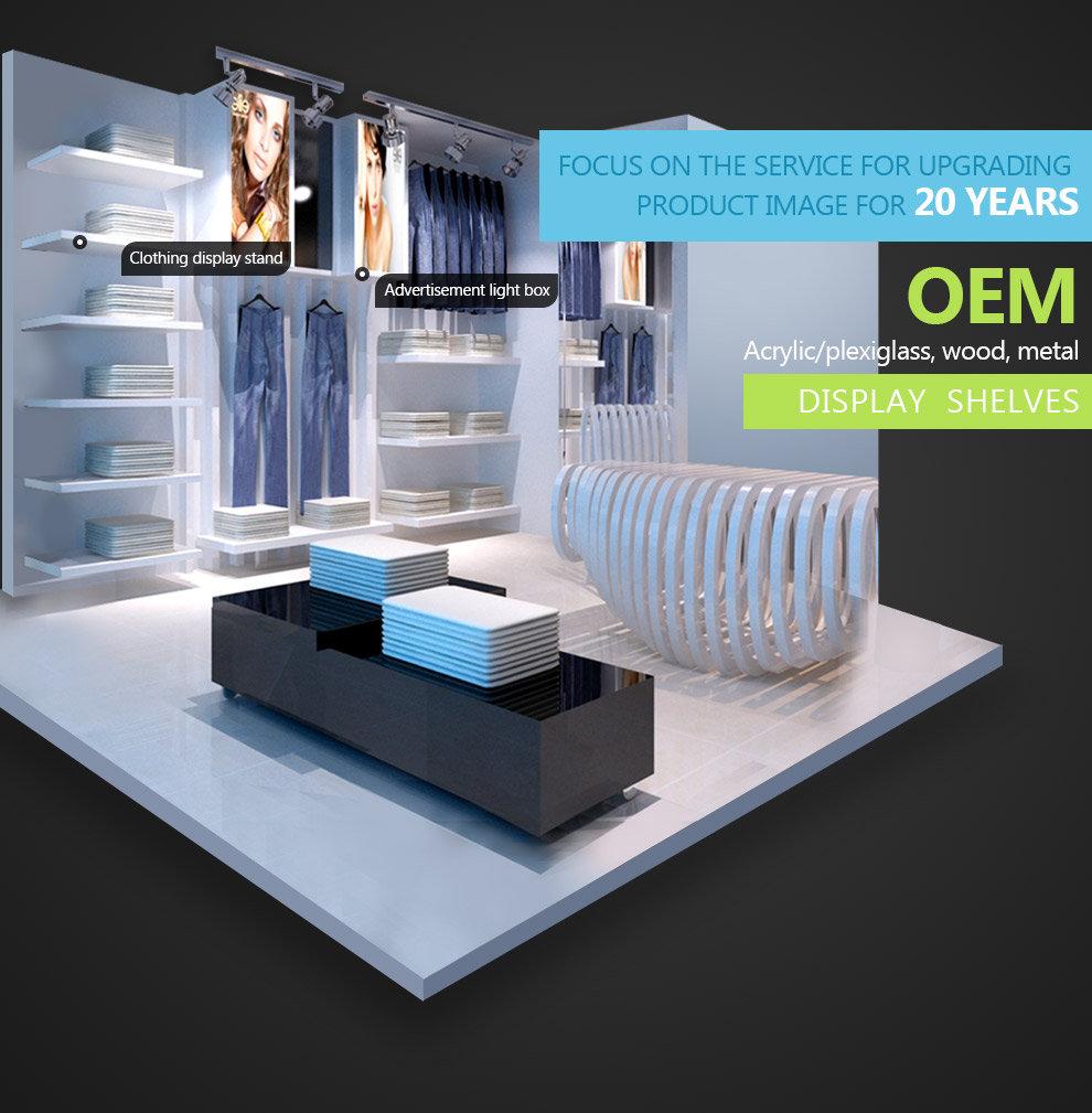 Acrylic,Plexiglass,MDF,Metal,Wood Display Mnaufacturer