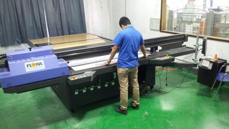 Digital Large Format UV Printing