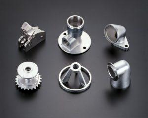 High Precision Die casting Parts, Zinc Aluminium Die Cast Mould Solutions